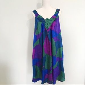 Urban Outfitters Lux Tent Dress With Pockets